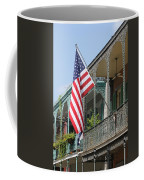 American French Quarter Coffee Mug