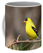 American Goldfinch II Coffee Mug
