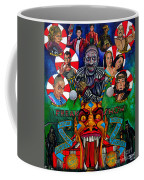 American Horror Story Freak Show Coffee Mug