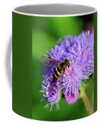 American Hoverfly Coffee Mug