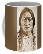 American Indian Chief Coffee Mug