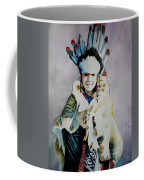 American Indian Girl Coffee Mug