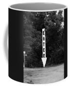 American Interstate - Missouri I-70 Bw Coffee Mug