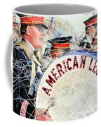 American Legion Coffee Mug