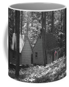 American Little House In The Woods Coffee Mug