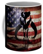 American Mandalorian Coffee Mug