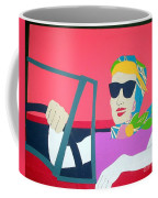 American Mask Coffee Mug