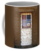 American Native Finger Prints Coffee Mug