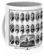 American Presidents First Hundred Years Coffee Mug by War Is Hell Store