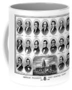 American Presidents First Hundred Years Coffee Mug