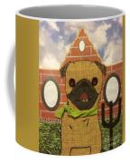 American Pug Gothic Coffee Mug