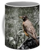 American Red Robin Coffee Mug