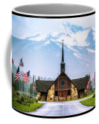 American Soldiers Chapel Coffee Mug