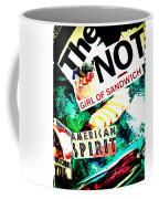 American Spirit Coffee Mug
