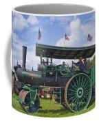 American Steam Roller Coffee Mug