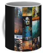 American Tapestry Coffee Mug
