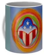 American Three Star Landscape Coffee Mug