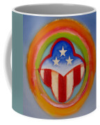 American Three Star Landscape Coffee Mug