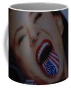 American Tounge Coffee Mug