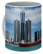 American Victory At Detroit Coffee Mug