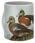 American Widgeons Coffee Mug