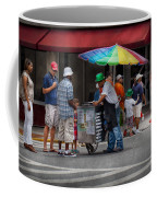 Americana - Mountainside Nj - Buying Ices  Coffee Mug