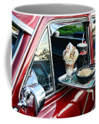 Americana - The Car Hop Coffee Mug by Paul Ward