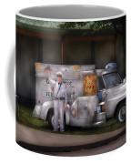 Americana -  We Sell Ice Cream Coffee Mug by Mike Savad