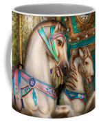 Americana - Carousel Beauties Coffee Mug