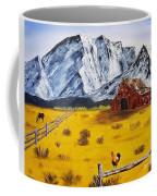 Americana - Plains Of Colorado Coffee Mug