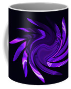 Amethyst Heart Sun Coffee Mug