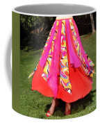Ameynra Belly Dance Fashion - Multi-color Skirt 93 Coffee Mug