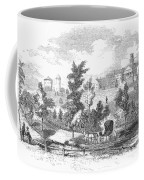 Amherst College, 1855 Coffee Mug