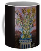 Amidst The Blooms  Coffee Mug