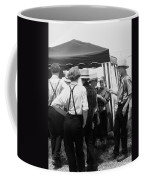 Amish Auction Day Coffee Mug