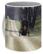 Amish Buggy March 2016 Coffee Mug