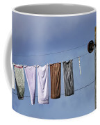 Amish Clothesline Coffee Mug