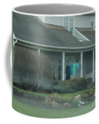 Amish Clothing Hanging To Dry Coffee Mug