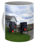 Amish Country Carts Autumn Coffee Mug