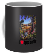 Amish Country - Coon Gap Holler Country Farm Landscape Coffee Mug