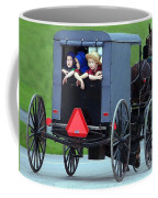 Amish Country Tour Coffee Mug by Randy Matthews