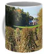 Amish Farm Country Fall Coffee Mug