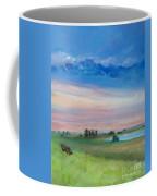Amish Farm  Coffee Mug
