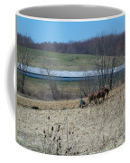Amish Farming Coffee Mug
