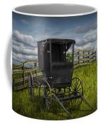Amish Horse Buggy Coffee Mug