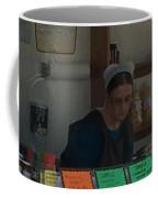 Amish Ice Cream Stand  Coffee Mug