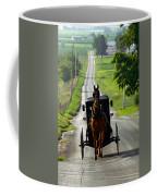 Amish Morning Commute Coffee Mug