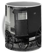 Amish Wagon _pa Coffee Mug