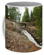 Amity Creek Falls Coffee Mug