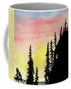 Among The Pines Coffee Mug